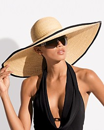 Wide Brim Hat from Nordstrom